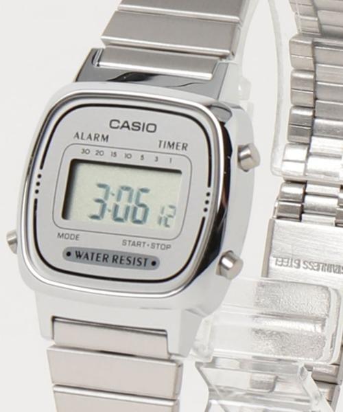 CASIO カシオ/ クォーツ 腕時計 スタンダード デジタル LA-670WA-1 LA-670WA-2 LA-670WA-4 LA-670WA-7