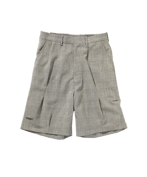 SPRING2020 RANDOM TACKED SHORT PANTS