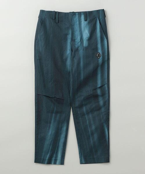 A-COLD-WALL*(ア コールド ウォール)AYSMETRIC TAILOR PANTS