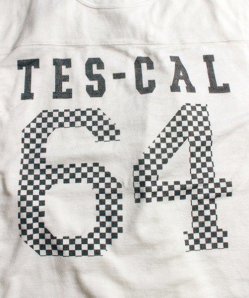 TES FOOT BALL T S/S