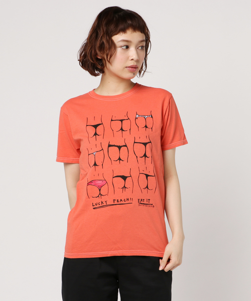 WEB限定 FRUIT OF THE LOOM/フルーツオブザルーム Ryuji Kamiyama Tシャツ