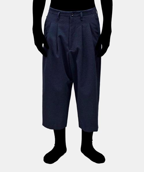 2019超人気 【VOAAOV】 アンド wool & cotton cropped pants(パンツ) cropped|VOAAOV(ヴォアーブ)のファッション通販, リュネメガネコンタクト:da5feae0 --- steuergraefe.de