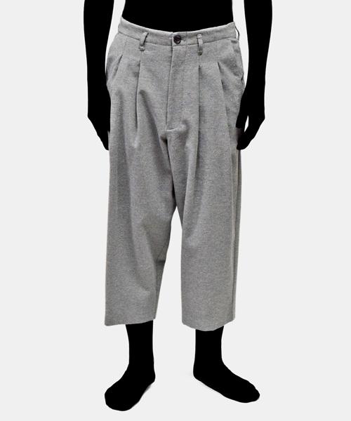 【保存版】 【VOAAOV】 wool & Murron,ウォーレス cotton cropped cotton pants(パンツ)|VOAAOV(ヴォアーブ)のファッション通販, HALF/DAY:49aac033 --- steuergraefe.de