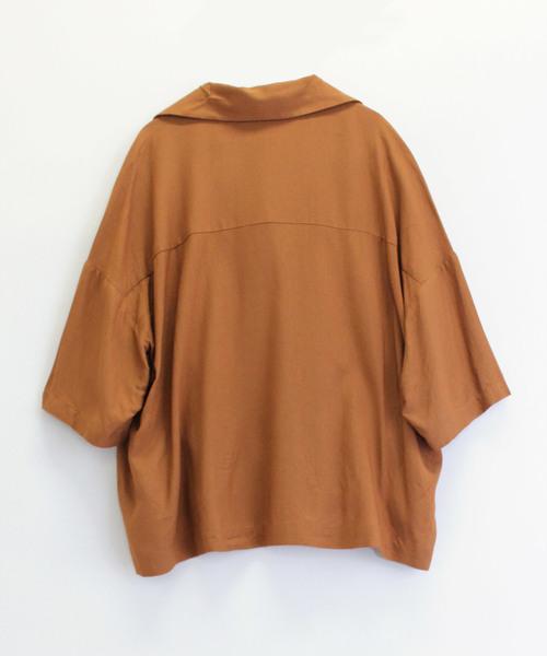 B2492 キューバシャツ