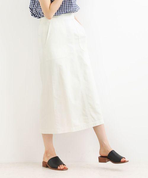 【未使用品】 【セール セール,SALE,LA】ツイルタイトスカート(スカート) MARINE LA MARINE FRANCAISE(マリン フランセーズ)のファッション通販, カシマダイマチ:f808f489 --- fahrservice-fischer.de