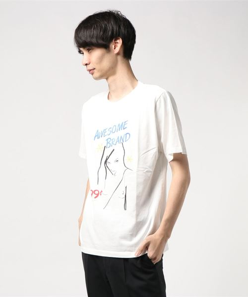 SB/AWESOME BRAND Tシャツ