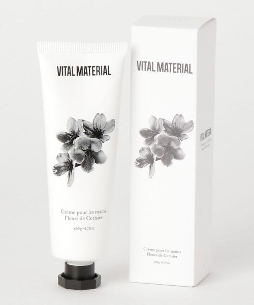 <VITAL MATERIAL>ハンドクリーム サクラ