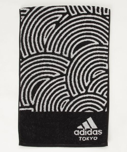 【 adidas / アディダス 】 HIROKO TAKAHASHI COLLECTION グラフィック スポーツタオル  061305180 TOB