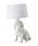 Francfranc(フランフラン)の「ウォームス テーブルランプ ホワイト(照明)」|詳細画像