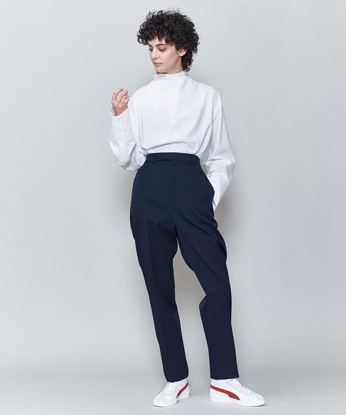 <6(ROKU)>SET UP PANTS/パンツ