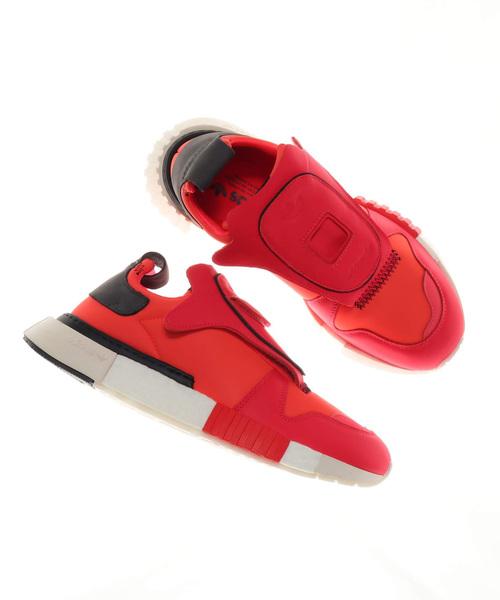 優れた品質 adidas Originals FUTUREPACER (SHOCK RED ピンク,adidas/SHOCK RED/SHOCK atmos RED)(スニーカー) Originals|adidas(アディダス)のファッション通販, 小菅村:ff55db80 --- munich-airport-memories.de