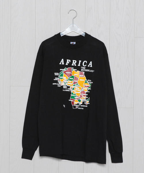 <USED>AFRICA T-SHIRTS/Tシャツ.
