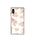 Vicente(ヴィセンテ)の「iPhoneケース Vicente ヴィセンテ 【iPhoneXS/X】 スクエア型 ガラスケース Gizmobies ギズモビーズ Daisy / Vintage Hawaiian(モバイルケース/カバー)」|ベージュ