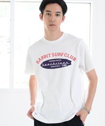 【メンズ】SUNNY SPORTS(サニースポーツ)別注USAコットン BEACH CLEAN Tシャツ