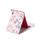 Francfranc(フランフラン)の「ピオニー 折り畳みミラー S ピンク(メイク雑貨)」 詳細画像
