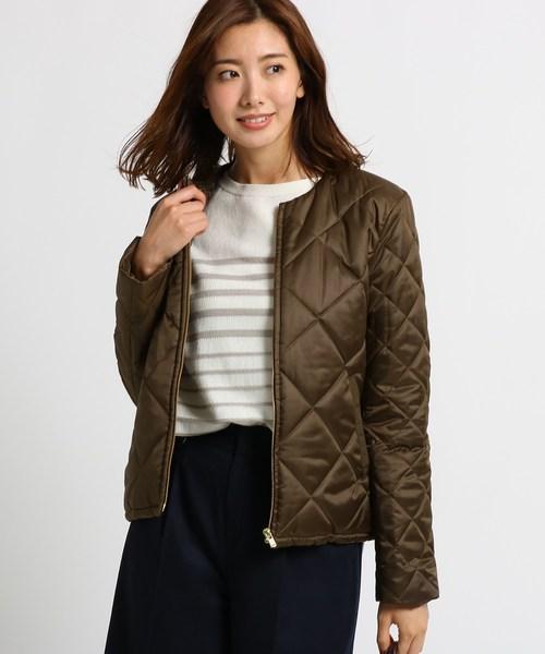 スペシャルオファ キルティング中綿ブルゾン(ブルゾン)|Reflect(リフレクト)のファッション通販, きりやま商店:32b41cab --- ulasuga-guggen.de