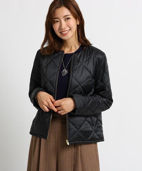 大人女性の キルティング中綿ブルゾン(ブルゾン)|Reflect(リフレクト)のファッション通販, ネットショップ出島:abf3709c --- ulasuga-guggen.de