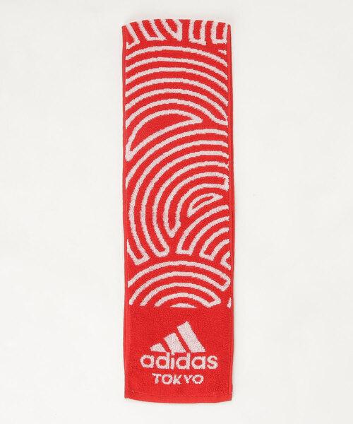 【 adidas / アディダス 】 HIROKO TAKAHASHI COLLECTION グラフィック スイムタオル 061305120 TOB