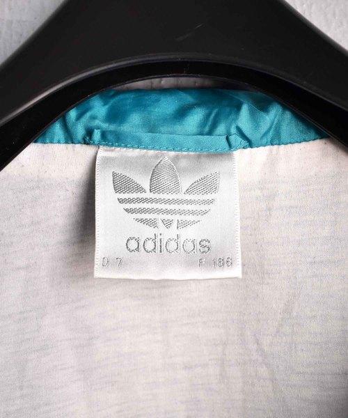 【ヴィンテージ古着】adidas/アディダス フルジップ ナイロンジャケット