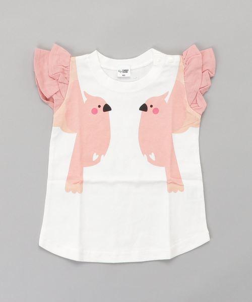 とりTシャツ