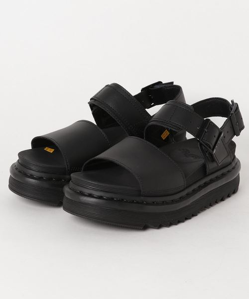 【Dr.Martens/ドクターマーチン】R23802001 VOSS SANDAL HYDRO LEATHER BK HYDRO(UK)