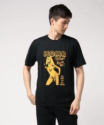 HGMR66 Tシャツブラック