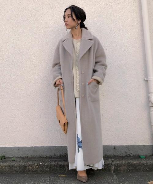 魅力的な価格 BLANKET LIKE MOUTON FAKE FAKE MOUTON COAT(ムートンコート) Ameri|AMERI(アメリ)のファッション通販, コンタクトレンズのウェイブマート:2ac9b0a7 --- steuergraefe.de