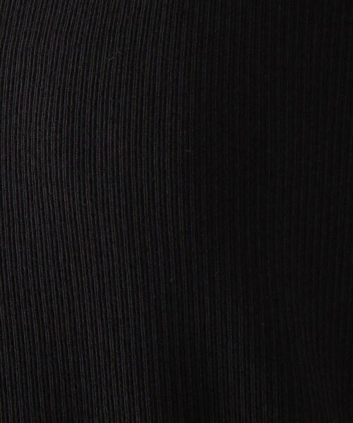 JET(ジェット)の「【ウォッシャブル】コットン混 Vネックワンピース(ワンピース)」 詳細画像