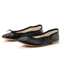 A.P.C. | BALLERINES PORSELLI/BLACK (バレエシューズ)