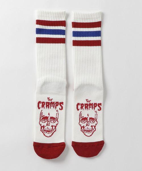 THE CRMPS / スケーターソックス