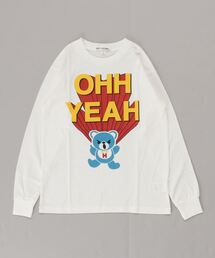 OHH YEAH Tシャツ【L】ホワイト系その他2