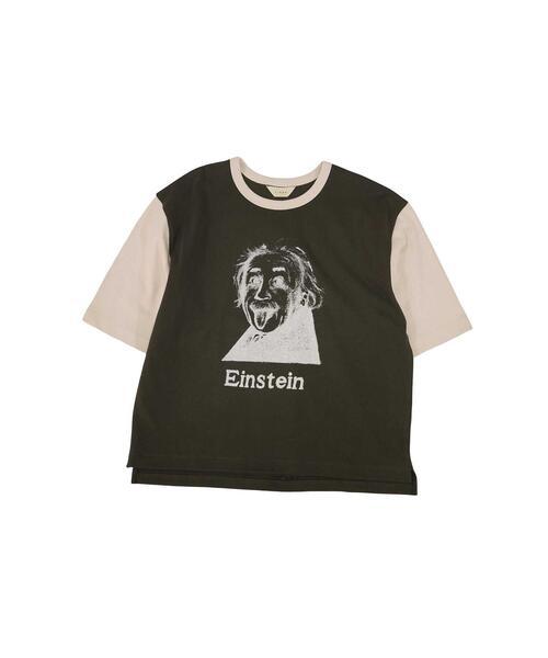 <JieDa> ENSTN PRINT TEE/Tシャツ