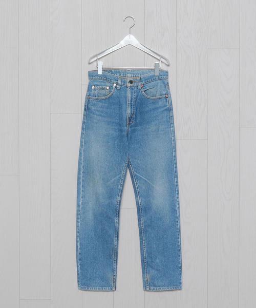 <USED>LEVIS 505 BLUE 31INC/パンツ.