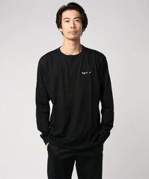 agnes b.(アニエスベー)のS179 TS ロゴTシャツ(Tシャツ/カットソー)