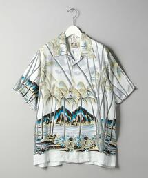 【別注】 <KONABAY HAWAII (コナベイ ハワイ)> DIAMOND HEAD/アロハシャツ