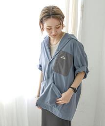 【WEB限定カラー】KELTY(ケルティ)別注アウトドアポケットショートスリーブシャツ