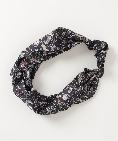La Maison de Lyllis(ラ メゾン ド リリス) ring scarf