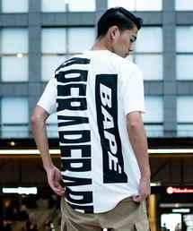 BAPE LONG LENGTH TEE M(Tシャツ/カットソー)