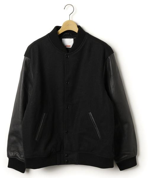 日本人気超絶の 【ブランド古着】Motion Logo Varsity Varsity Jacketスタジャン(スタジャン) Logo|Supreme(シュプリーム)のファッション通販 - USED, Interieur Deco:8220bde8 --- dpu.kalbarprov.go.id