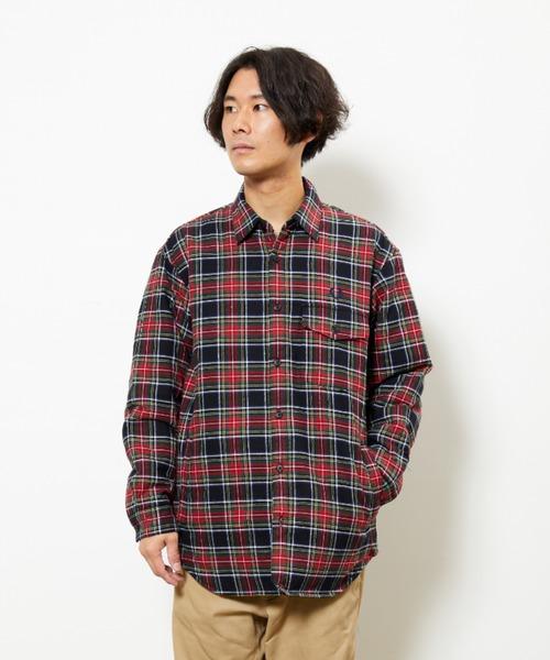 グランドセール Quilted Tartan Shirt(シャツ FRED/ブラウス) Tartan FRED PERRY(フレッドペリー)のファッション通販, ubazakura:a95e60c3 --- peter-schrenk.de