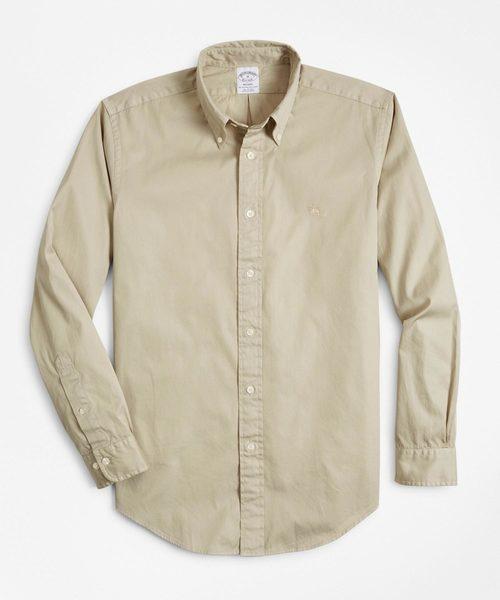 【メール便送料無料対応可】 GF コットンツイル ガーメントダイ カジュアルシャツ Brooks Regent Fit(シャツ/ブラウス)|BROOKS Regent BROTHERS(ブルックスブラザーズ)のファッション通販, BELLEshop:95d2e9e6 --- blog.buypower.ng