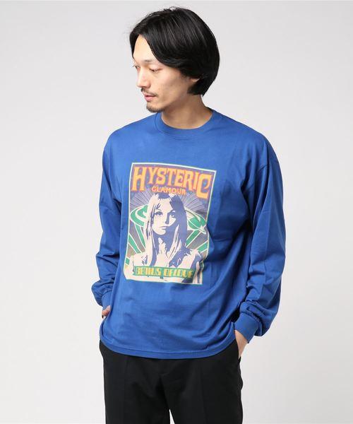 FUNKA HYS リブ付Tシャツ
