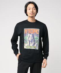 FUNKA HYS リブ付Tシャツブラック
