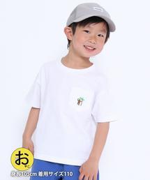 【coen キッズ / ジュニア】サマーコーエンベアポケットTシャツ