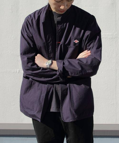 DANTON/ダントン ハイカウントダックスタンドジャケット HIGH COUNT DUCK STAND JACKET JD8106DUK
