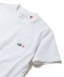 rehacer(レアセル)のrehacer STAND :US Cotton Crew Neck Pocket T(Tシャツ/カットソー)