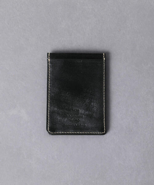 <Whitehouse cox(ホワイトハウスコックス)> S9905 PASS CASE