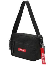 MILKFED.(ミルクフェド)の【定番】NEO SHOULDER BAG BAR(ショルダーバッグ)