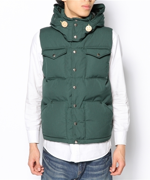 BEAMS(ビームス)の「 【THE NORTH FACE PURPLE LABEL / 65/35 Hooded