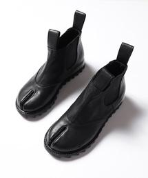 bedsidedrama(ベットサイドドラマ)の2019秋冬 旅と足袋のブーツ(ブーツ)
